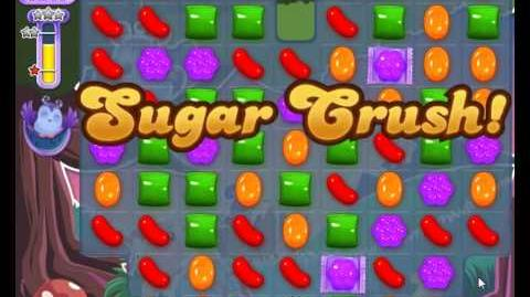 Candy Crush Saga Dreamworld Level 8 (Traumland)