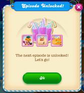 Episode Unlocked
