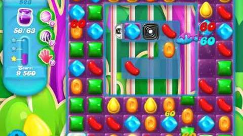 Candy crush soda level 523