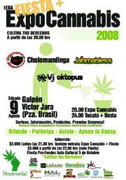 Santiago 2008 ExpoCannabis