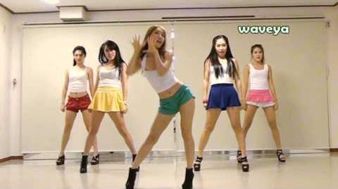 PSY싸이 - GANGNAM STYLE (강남스타일) Waveya 웨이브야 Korean dance team