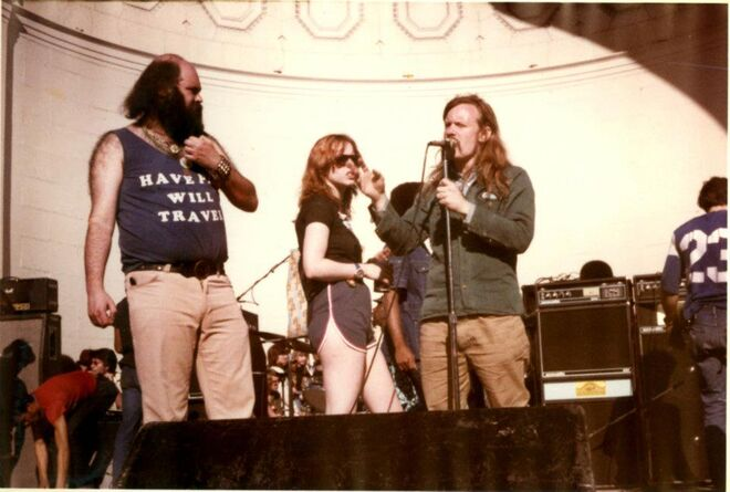 Dana Beal and Aron Kay 1979
