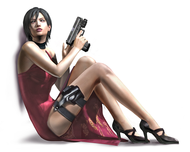 Ada wong resident evil mod 8