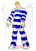 SFA3 Cody Concept
