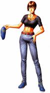 RE Jill Alt Outfit