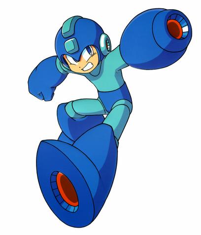 File:Complete Works Mega Man.png