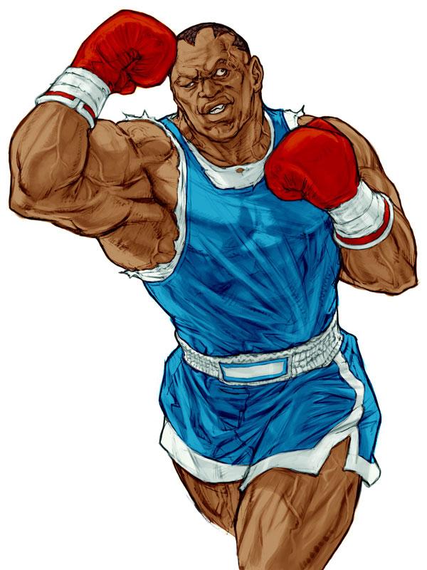 Balrog, der Boxer