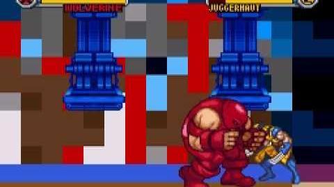 X-Men Mutant Apocalypse - 9-10 - Omega Red & Juggernaut