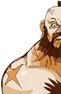 Mar Cap Zangief Select Screen