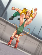 Cammy vs Charlie