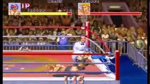 Saturday Night Slam Masters (Arcade) 1cc (Completo)