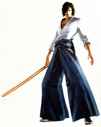 SB4 Masamune Alt Costume