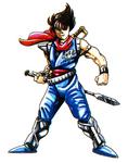 Strider Famicom 2