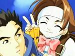 Batsu and Hinata