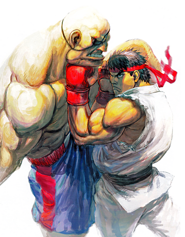 File:SFIVSagat&Ryu.png