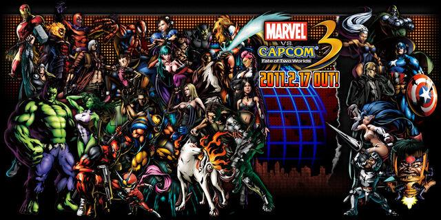 File:Marvel Vs Capcom 3 wallpaper 2.jpg