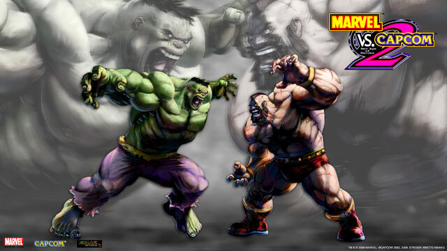 File:Marvel Vs Capcom 2 wallpaper - Incredible Hulk & Zangief.jpg