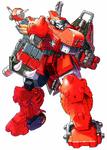 Cyberbots BX-02 BLODIA