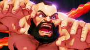 SFV Zangief Screenshot