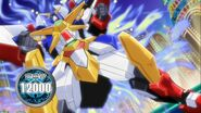 Super Dimensional Robo, Daiyusha (Anime-CV-NC)