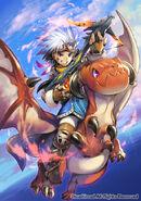 Spark Kid Dragoon (Full Art)