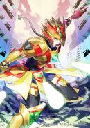 Knight of Elegant Skills, Gareth (Full Art2)