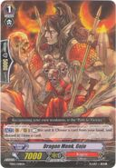 TD02-008EN - Dragon Monk, Gojo