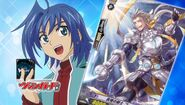 Aichi with Knight of Truth, Gordon