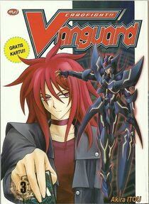 CARDFIGHT!! VANGUARD VOL. 03 INDO