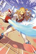 Knight of Rose, Morgana (Full Art)