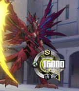 Dragonic Deathscythe (Anime-GC-NC)