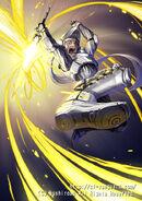 Covenant Knight, Randolf (Full Art)