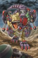Chaos Dragon, Dinochaos (Full Art)