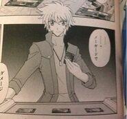 Kenji Mitsusada (Manga)