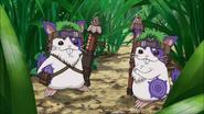 Pencil Squire, Hammsuke (Anime-LM-NC)