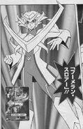 Boomerang Thrower (Manga)