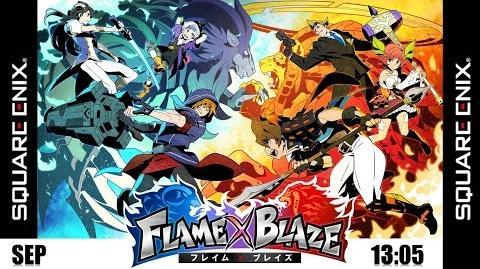 『Flame×Blaze』最新ゲーム情報 特別生放送