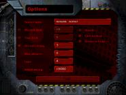 C3 netgame options