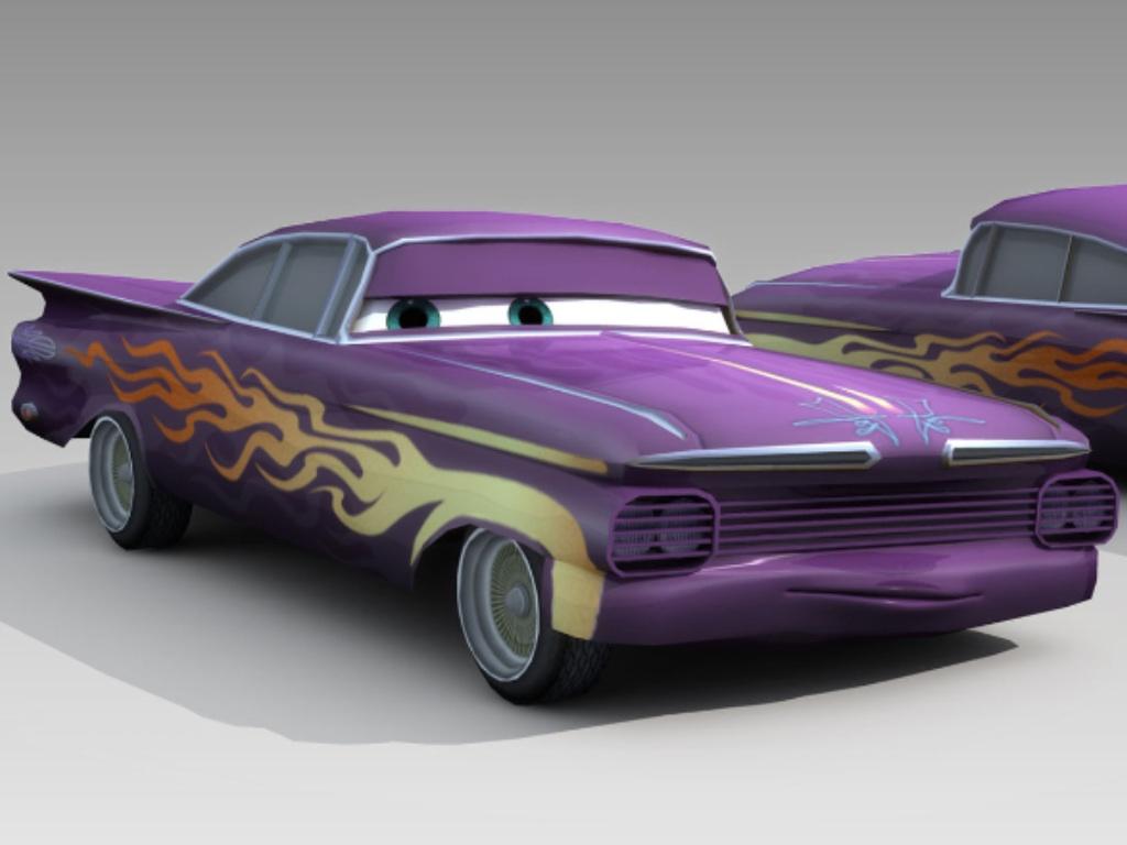 Ramone Cars Video Games Wiki Fandom Powered By Wikia