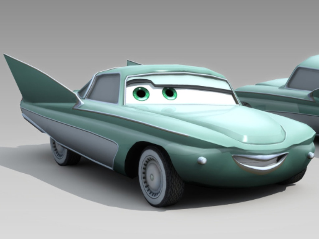 Cars  Flo