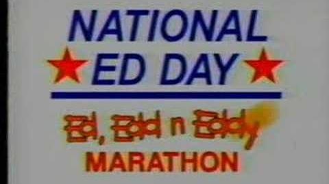 Cartoon Network - National Ed Day Marathon Bumper