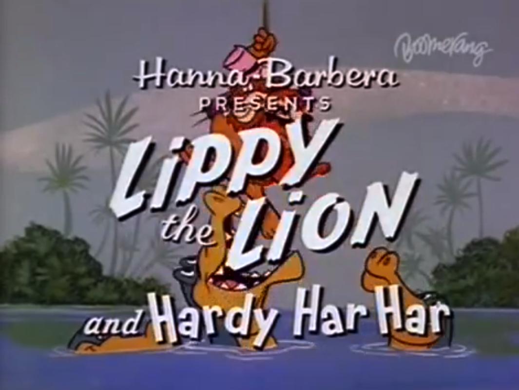 Lippy The Lion Amp Hardy Har Har The Cartoon Network Wiki
