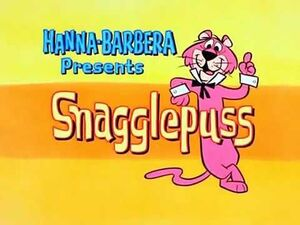 Snagglepuss Title Card