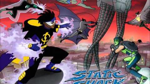 Static Shock Second Opening