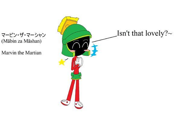 File:Marvin the Martian (Better Version).jpg