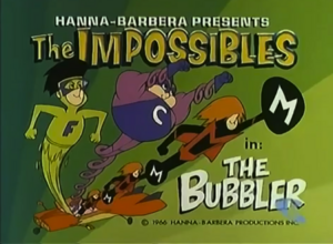 The Impossibles title
