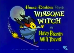 Winsome Witch title