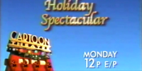 Cartoon Theatre: Holiday Spectacular