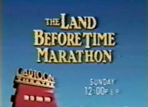 Land Before Time Marathon