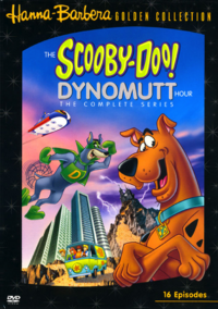 The Scooby Doo Dynomutt Hour DVD
